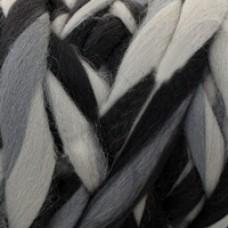 Пряжа для вязания КАМТ Супер толстая (100% шерсть п/т) 1х500г/40м цв.разный 2 (238)
