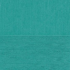 Пряжа для вязания ПЕХ Школьная (100% акрил) 5х50г/150м цв.581 св.изумруд