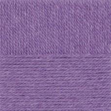 Пряжа для вязания ПЕХ Народная традиция (30% шерсть, 70% акрил) 10х100г/100м цв.022 сирень
