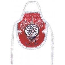 Набор для шитья и вышивания фартук МП-14х18- 8210