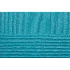 Пряжа для вязания ПЕХ Детский каприз Fit (100% акрил) 5х50г/225м цв.583 бирюза