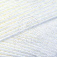 Пряжа для вязания КАМТ Акварель (50% леакрил, 50% акрил) 5х100г/110м цв.002 отбелка