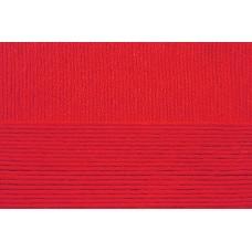 Пряжа для вязания ПЕХ Хлопок Натуральный летний ассорт (100% хлопок) 5х100г/425 цв.006 красный