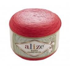 Пряжа для вязания Ализе Bella Ombre Batik (100% хлопок) 2х250г/900м цв.7404