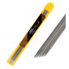Спицы для вязания чулочные Maxwell, металл 25-30  d=3,0 мм  25 см  (5 шт.)