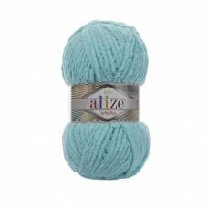 Пряжа для вязания Ализе Softy Plus (100% микрополиэстер) 5х100г/120м цв.263 бирюзовый