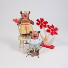 Набор для шитья и вышивания текстильная игрушка МП-24х13- 8013