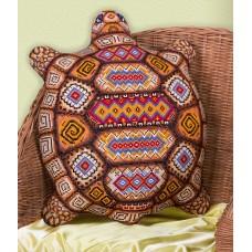 Набор для вышивания PANNA ПД-1551 Подушка-Черепашка 36 x 44 см