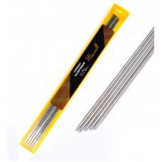 Спицы для вязания чулочные Maxwell, металл 25-35 d=3,5 мм  25 см  (5 шт.)