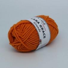 Пряжа для вязания ТРО LANA GRACE Grande (25% мериносовая шерсть, 75% акрил супер софт) 5х100г/65м цв.2410 апельсин