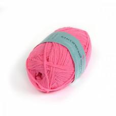 Пряжа для вязания ПЕХ Классический шнурок (60% хлопок, 40% акрил) 5х50г/135м цв.370 флокс