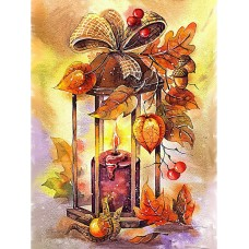 Набор юного художника Molly KH1039 Осенний фонарь 20х30 см