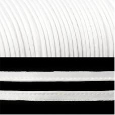 Кант TBY атласный шир.11мм цв.F101 белый уп.65,8м