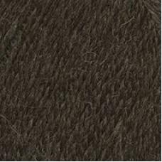 Пряжа для вязания ТРО Алиса (50% шерсть, 50% вискоза) 10х100г/300м цв.3084 меланж (кофе)