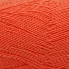 Пряжа для вязания ПЕХ Австралийский меринос (95% мериносовая шерсть, 5% акрил высокообъемный) 5х100г/400м цв.396 настурция