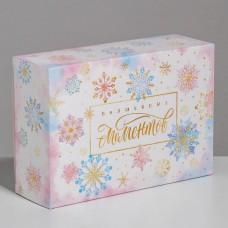 Складная коробка Волшебных моментов, 16x23x7.5 см 3558226